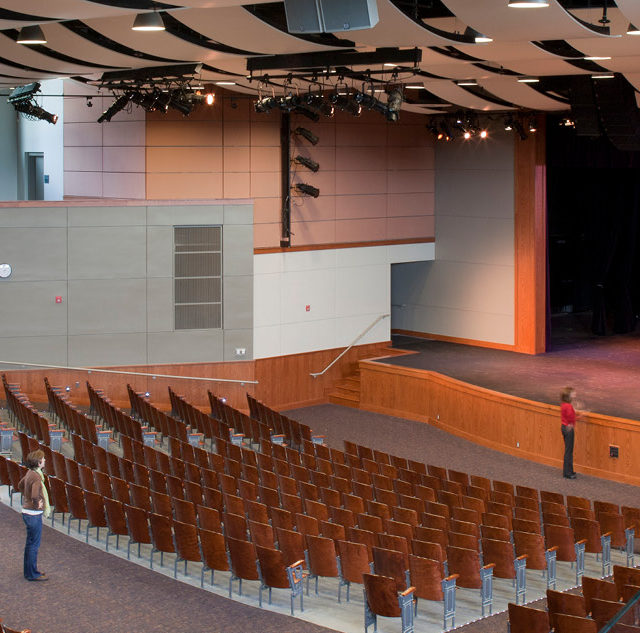 Aligning Auditoriums With 21st Century Learning