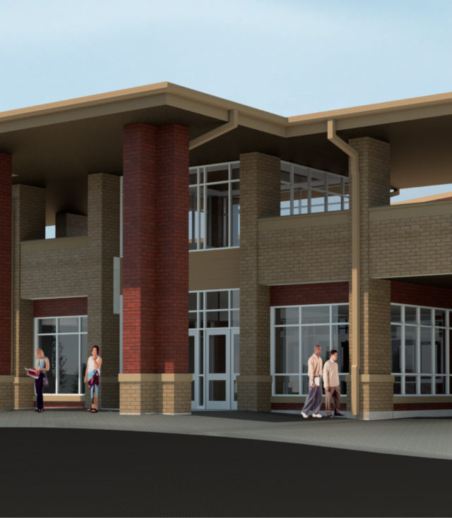 Columbia City High School Featured in Building Excellence