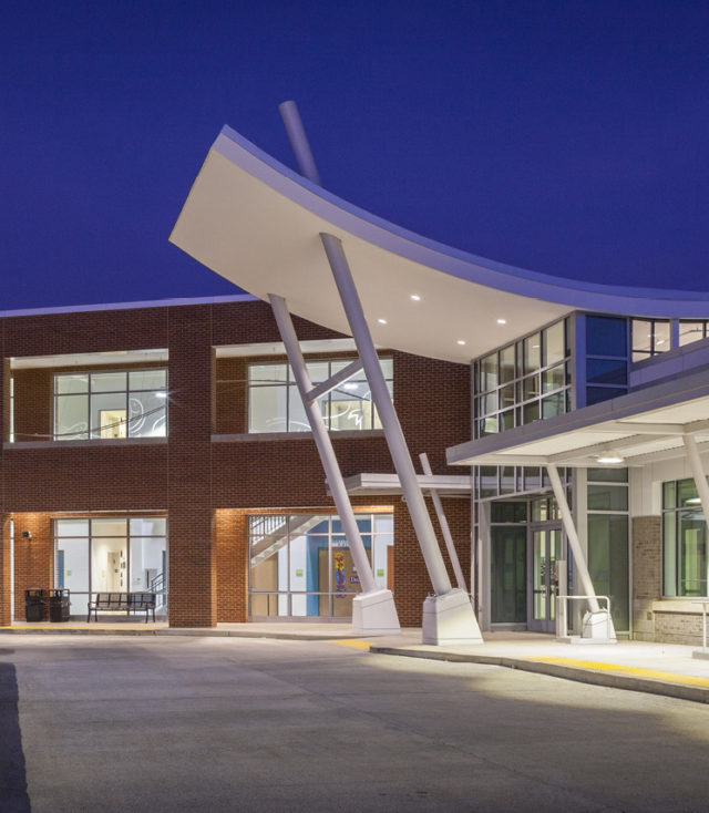 River Terrace Education Campus receives grand prize