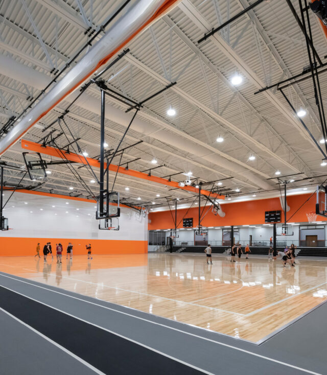 Do's and Don'ts of Fieldhouse Design