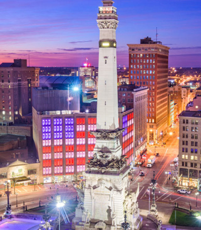 Fanning Howey moves office to downtown Indianapolis