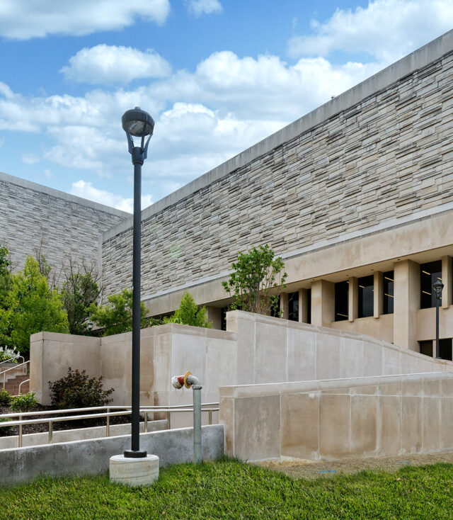 Repurposing Space in Higher Education: IU Herman B Wells Library